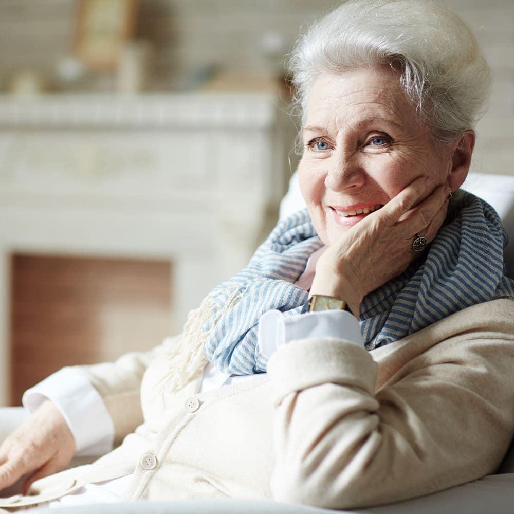 Aides au maintien à domicile des personnes âgées