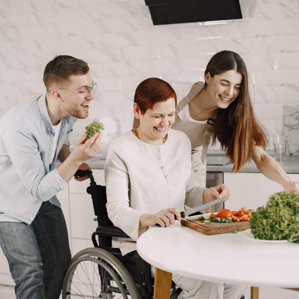 L'accueil familial, une alternative à l'EHPAD